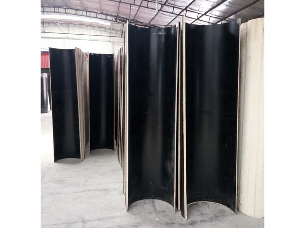 圆柱木模板厂家供应