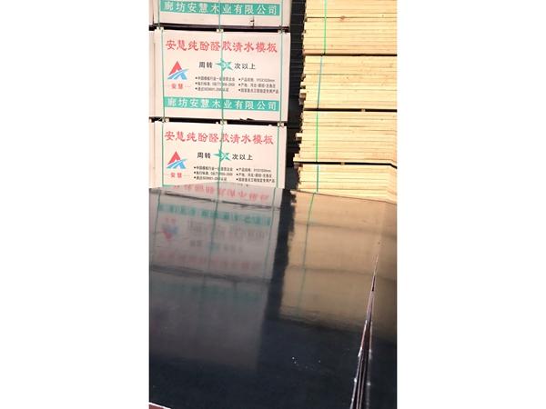 酚醛覆膜清水模板推荐